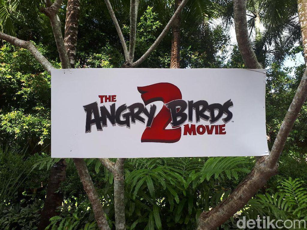 Alasan Produser Ganti Penulis Naskah di Angry Birds 2