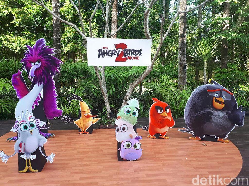 Hai Penggemar, Ada Pesan dari Produser Angry Birds