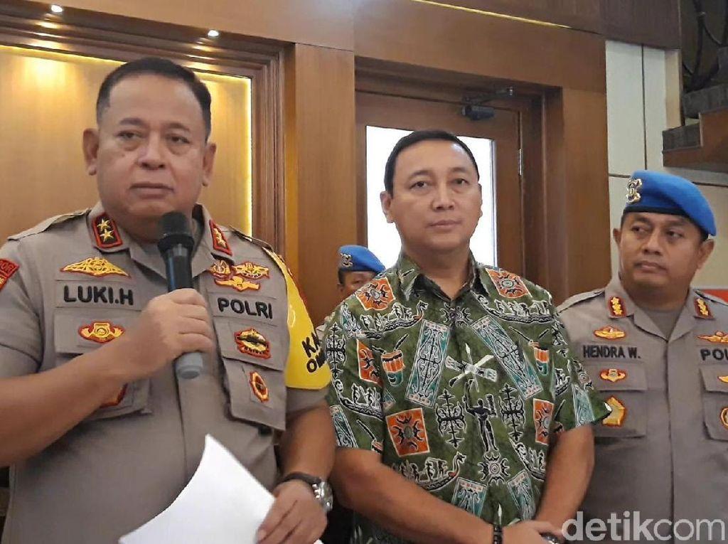 Apa Peran 21 DPO Pelaku Pembakaran Polsek di Sampang?