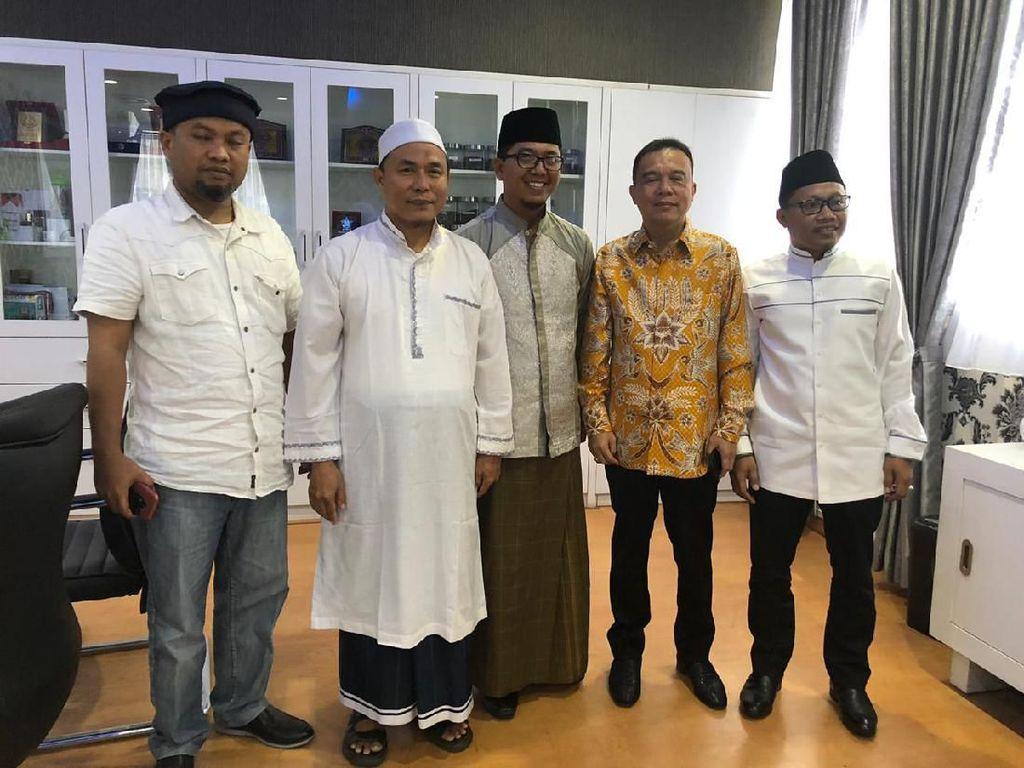 Elite BPN Jadi Penjamin Pengurus GNPF Sumut yang Ditahan Usai Aksi 22 Mei