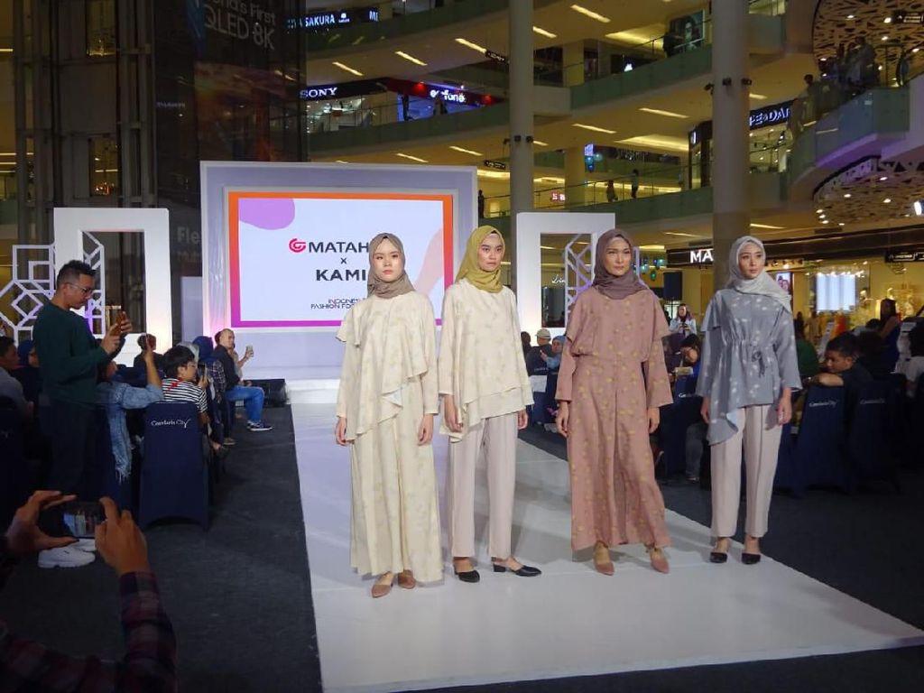 Dukung Industri Fashion, Perusahaan Retail Gaet Desainer Muda