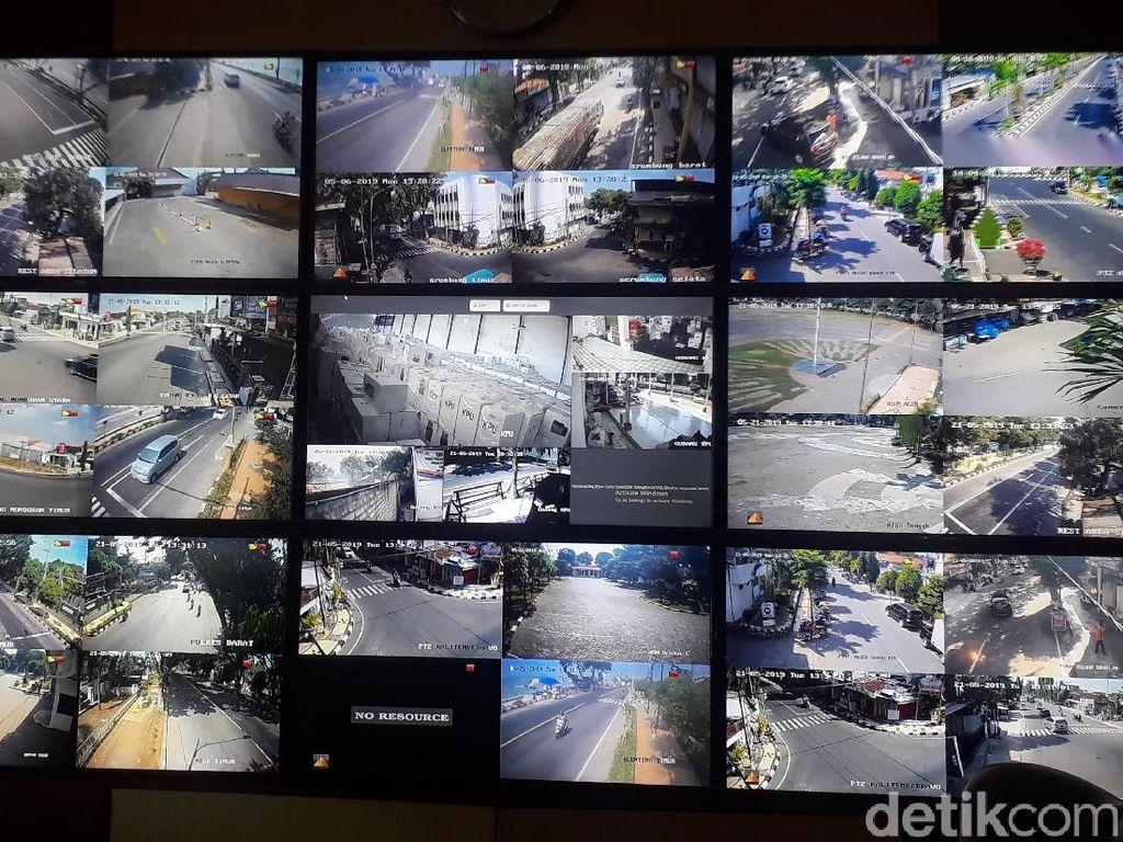 Awas Jalur Black Spot di Pantura Tuban, 55 CCTV Siap Pantau Jalur Mudik