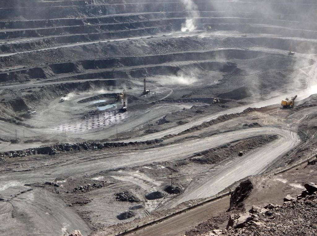 Wilayah China Ini Simpan 100 Juta Ton Tanah Jarang