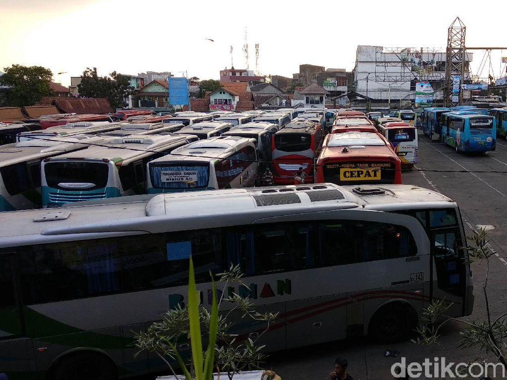 Dishub Bandung Ancam Cabut Izin PO Bus Nakal Saat Nataru