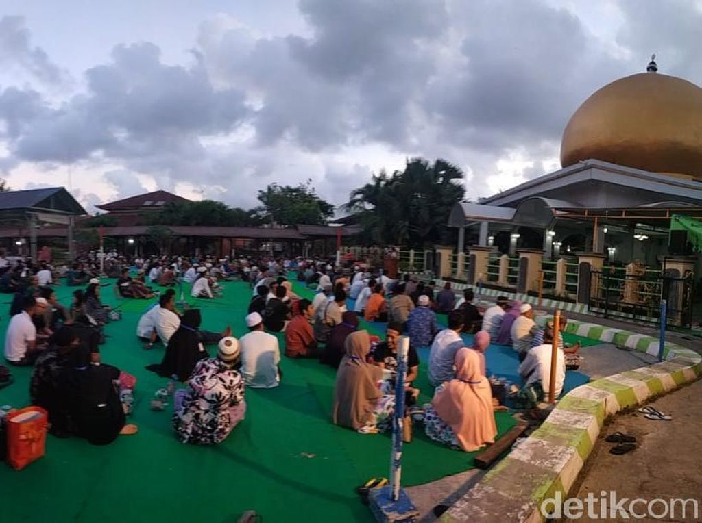 Spesial di Ramadhan, Napi LP Kerobokan Bisa Bukber dan Tarawih Bareng