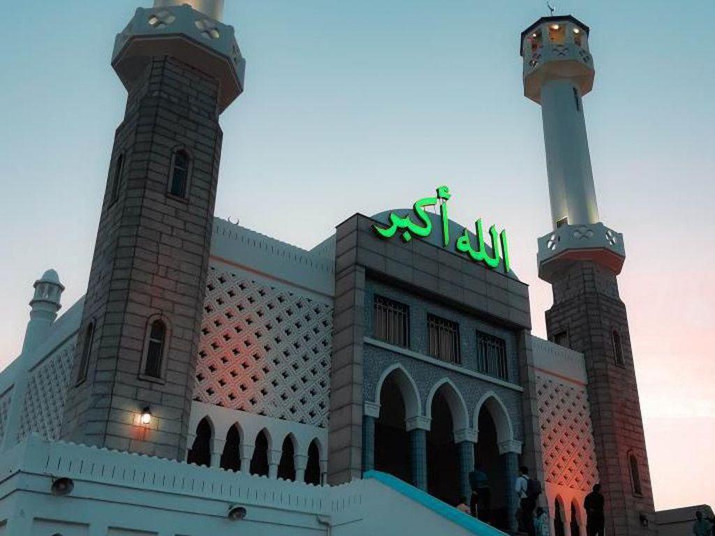 Inilah Masjid Terbesar di Korea Selatan