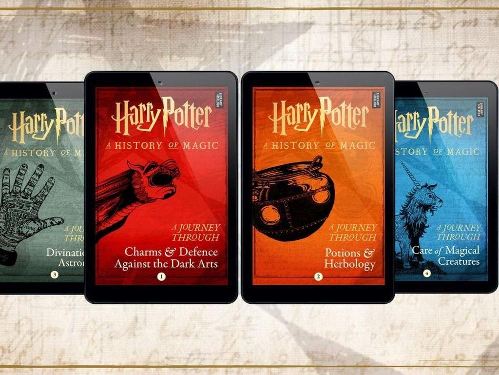 Tak Perlu Khawatir! Cerita Baru Harry Potter akan Terbit dalam 4 Bahasa