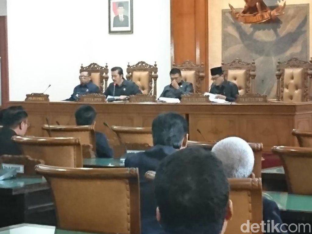 Tersangka KPK Pimpin Paripurna DPRD Pemberhentian Bupati Tulungagung