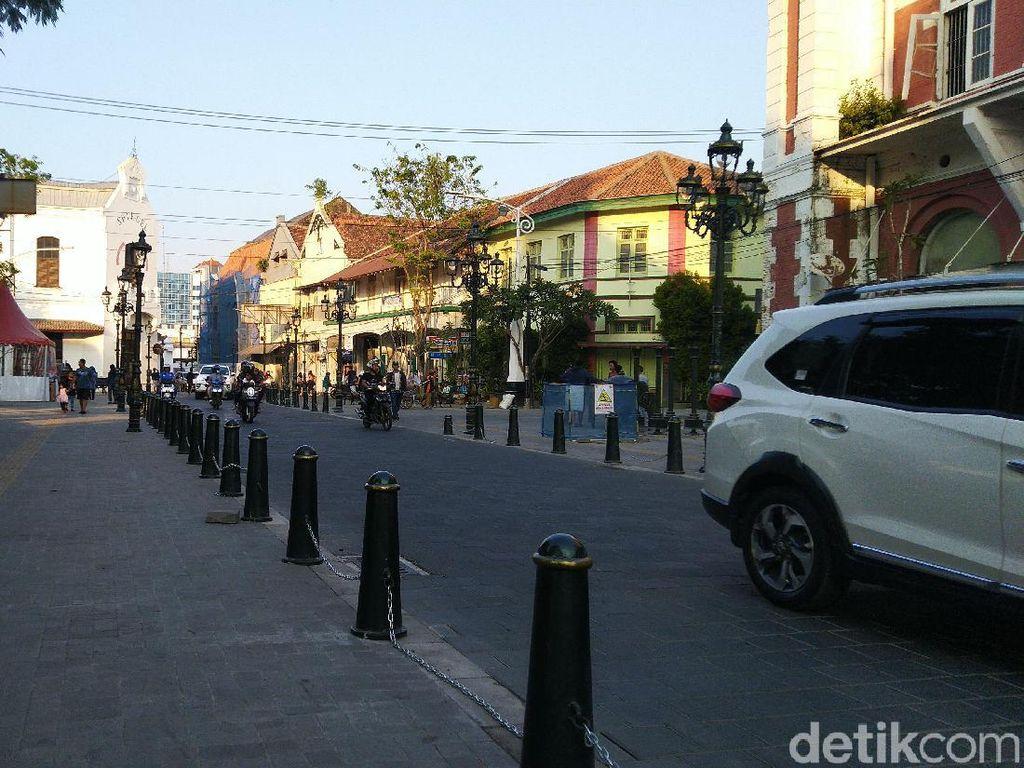 Foto: Wajah Baru Kota Lama Semarang
