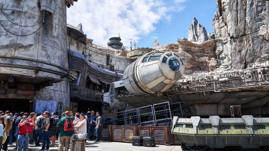 Yuk Intip Markas Star Wars Rp 14 Triliun