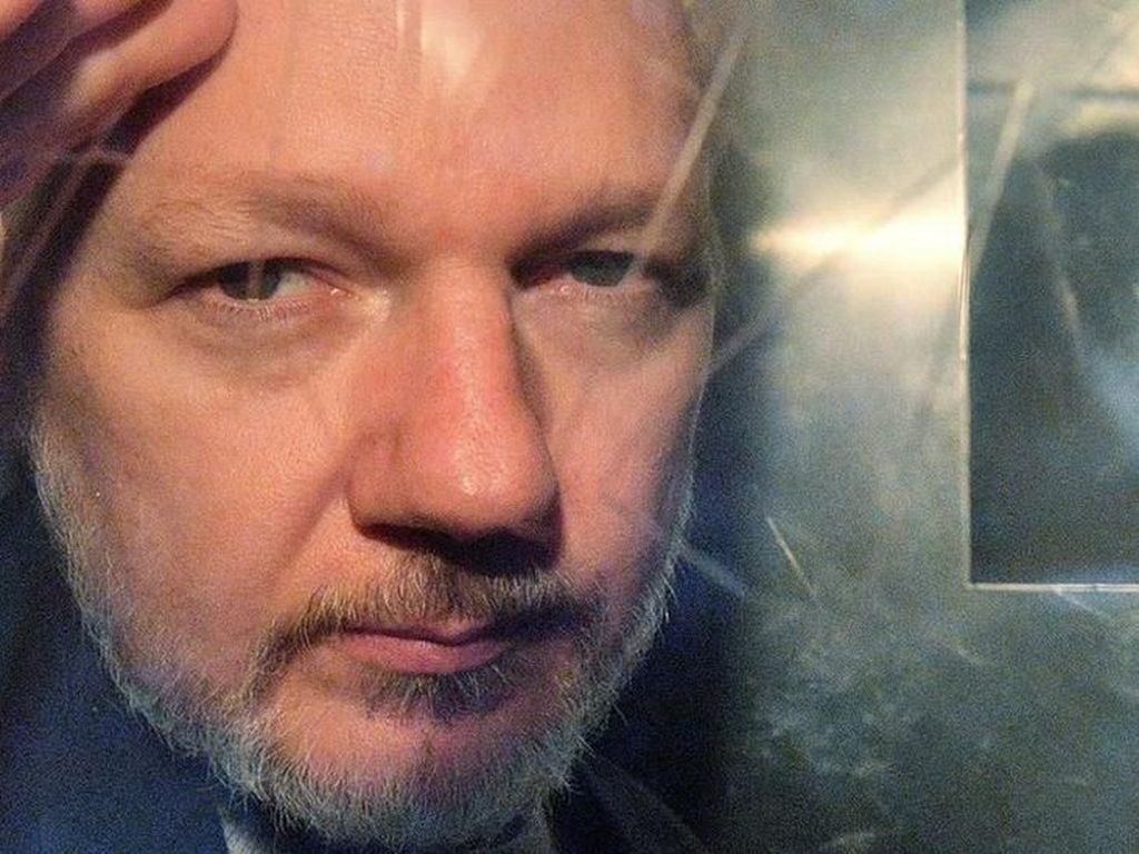 Ahli PBB: Julian Assange Alami Siksaan Psikologis Berkepanjangan