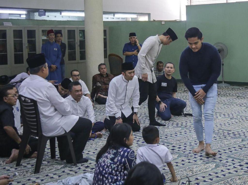Kaesang Tolak Kostum Takziahnya ke Ani Yudhoyono Dibandingkan dengan Sandiaga