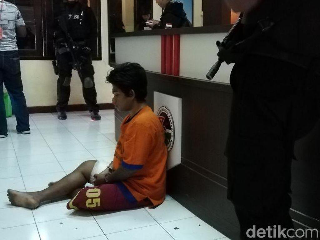 2 Bulan Kabur, Tahanan Polresta Pasuruan Dibekuk di Terminal Arjosari