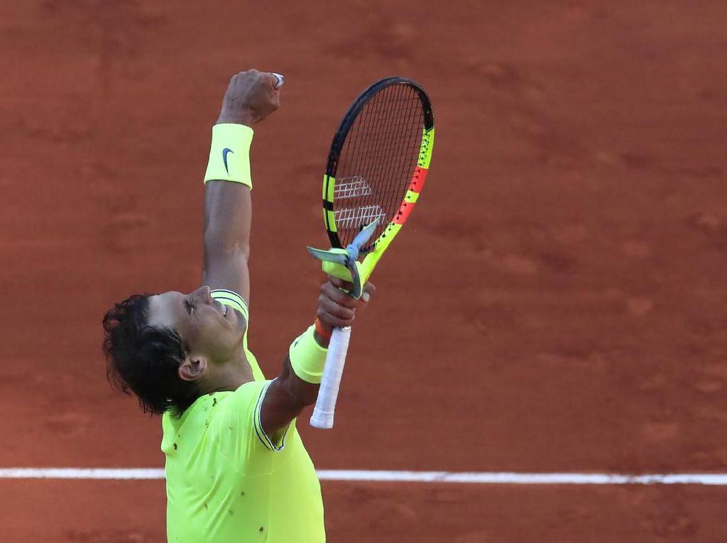 Selusin Gelar dan Catatan Sip Nadal Lainnya Usai Juara di Prancis Terbuka 2019