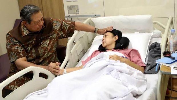 Puisi Flamboyan, Untaian Kata Romantis SBY untuk Ani Yudhoyono
