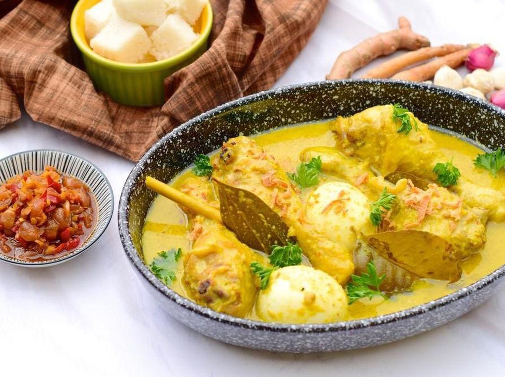Ikan Singgang hingga Opor Ayam, 5 Makanan Tradisional untuk Cegah Corona