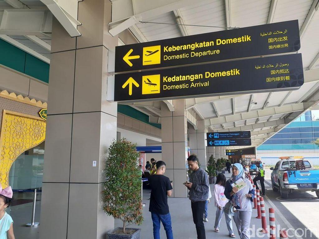 Arus Mudik Mulai Terasa di Bandara Baru Yogya
