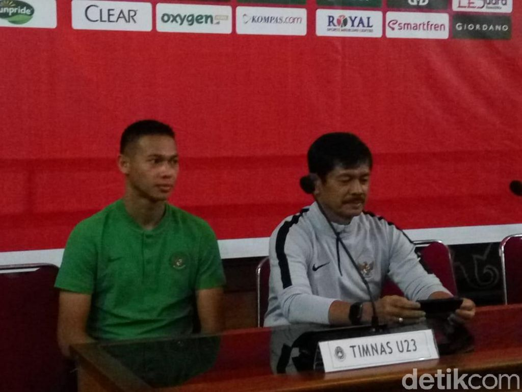 Timnas U-23 Jajal PSIM Yogyakarta Besok