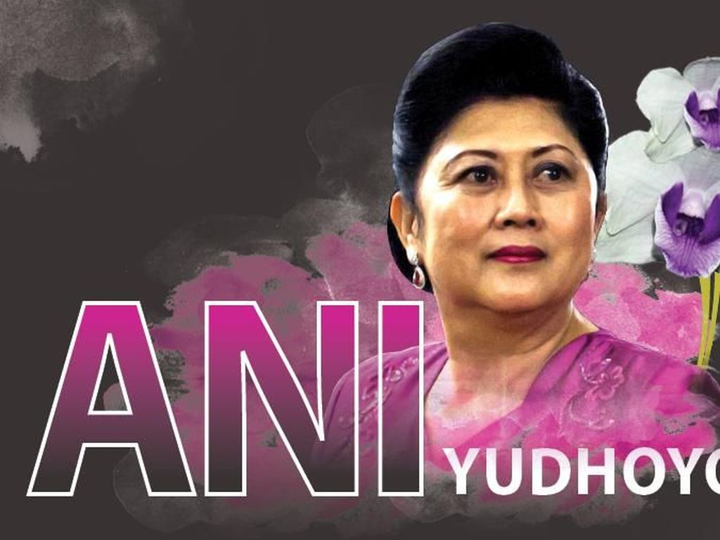 Sri Mulyani hingga Pengusaha Berduka Bu Ani Yudhoyono Tutup Usia