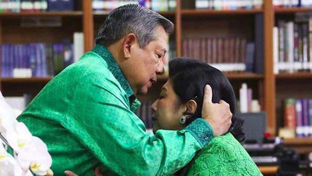 Potret SBY dan Ani Yudhoyono yang Saling Melengkapi