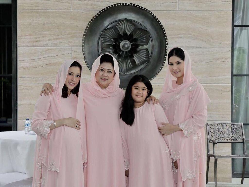 Cerita Annisa Pohan Soal Ani Yudhoyono yang Sudah Siapkan Batik untuk Lebaran