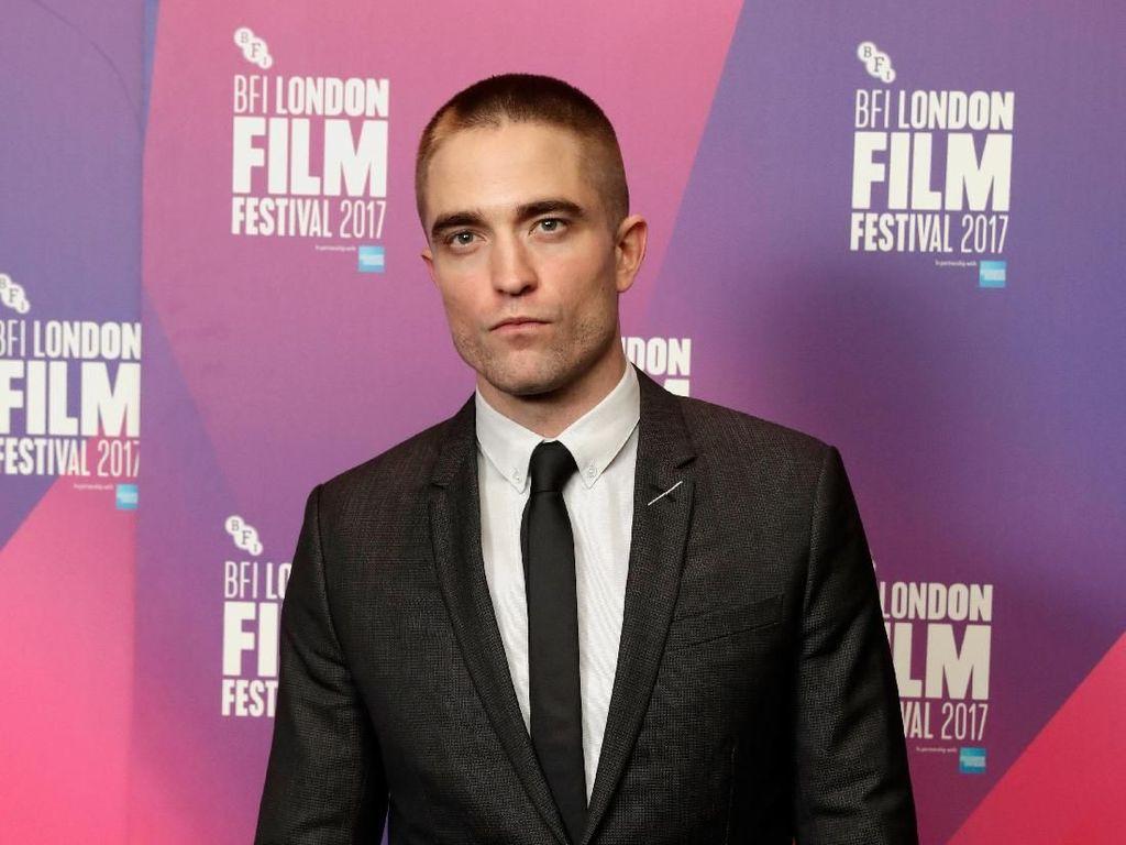 Jadi Batman, Robert Pattinson: Ini Mengasyikan