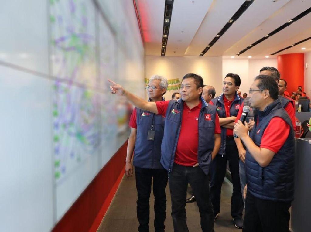 Amankan Layanan di Lebaran, Telkom Kerahkan 18.393 Personil