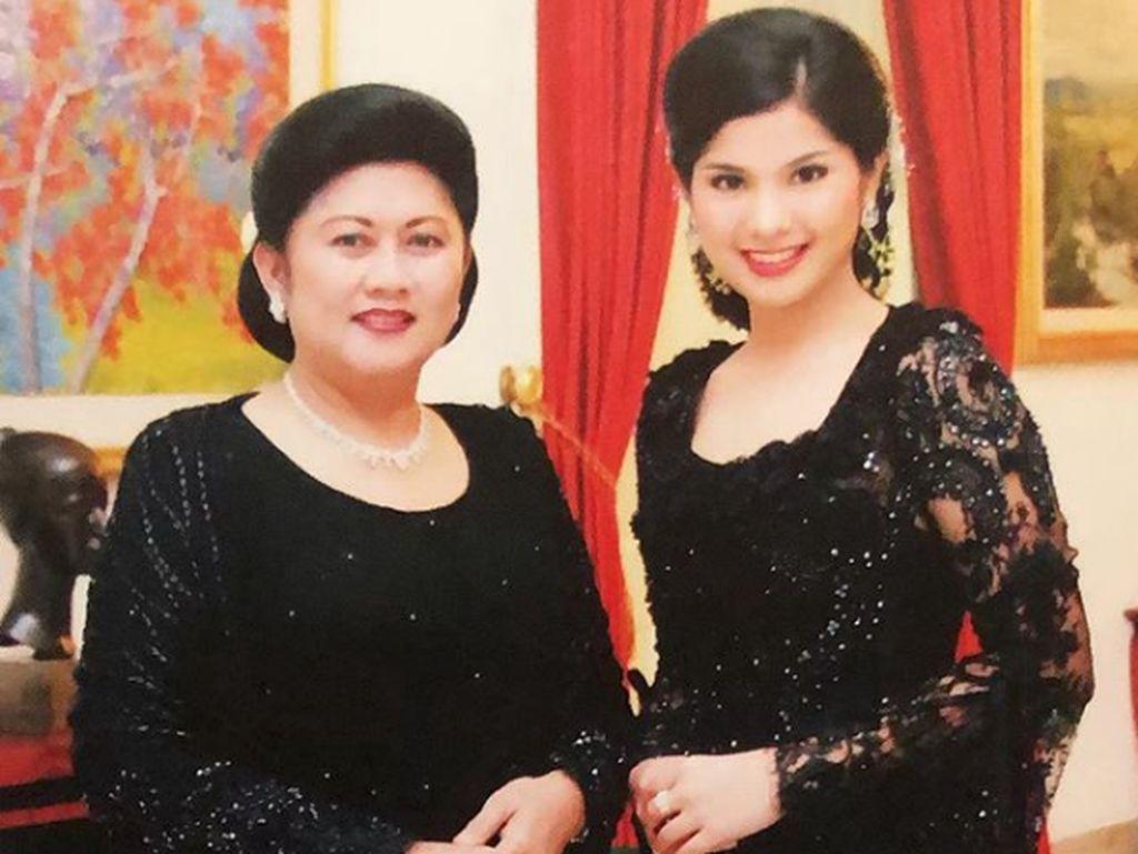 Selamat Jalan Ibu Ani, Annisa Pohan Kembali Ucap Terima Kasih pada Publik