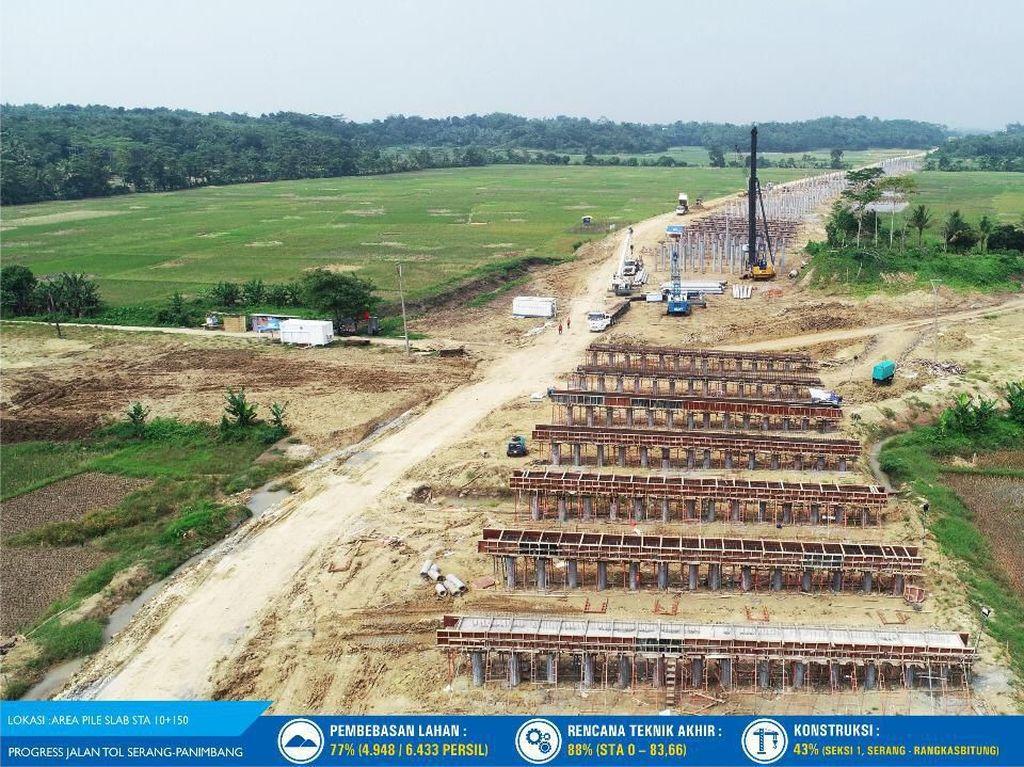 Jokowi Gagal Operasikan Jalan Tol Ini di Periode Pertama