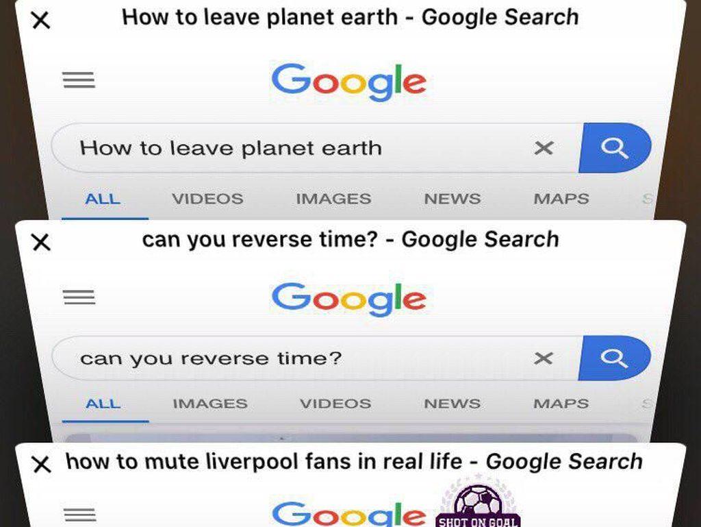 Liverpool Juara Liga Champions, Terhindar dari Meme-Meme Kocak