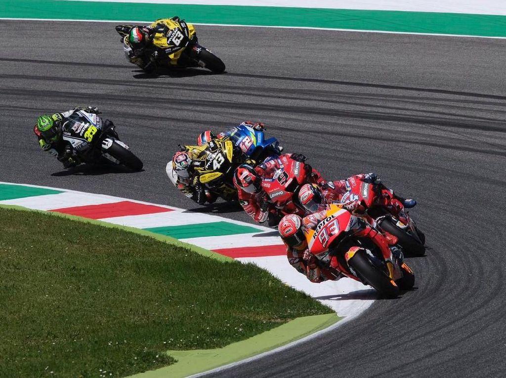 Link Live Streaming Trans 7 MotoGP Italia 2021