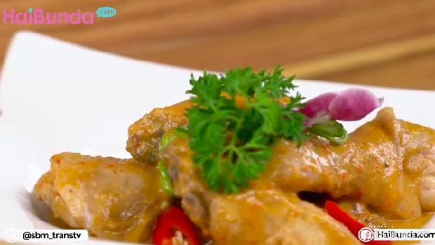 [SLC] Menu Sahur: Gulai Belacan Ayam, Sajian Lezat Khas Melayu