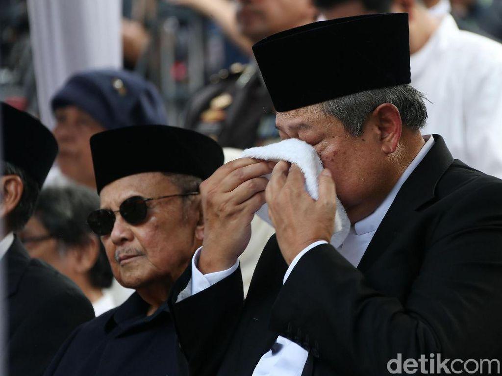 Hinca: SBY Masih Menata Hati