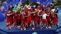 Menangi Liga Champions, Liverpool Kantongi Rp 1,7 Triliun
