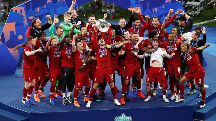 Menangi Liga Champions Liverpool Kantongi Rp 1 7 Triliun