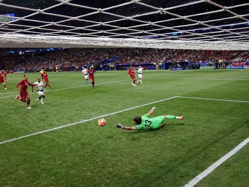 Alisson dan Cesar di Final Liga Champions: Duo Brasil Sempurna di Madrid