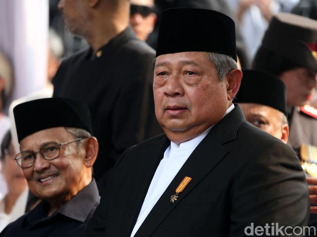 Ibunda SBY Dirawat di RS, Ini Penyakit yang Rentan Menyerang Usia Tua