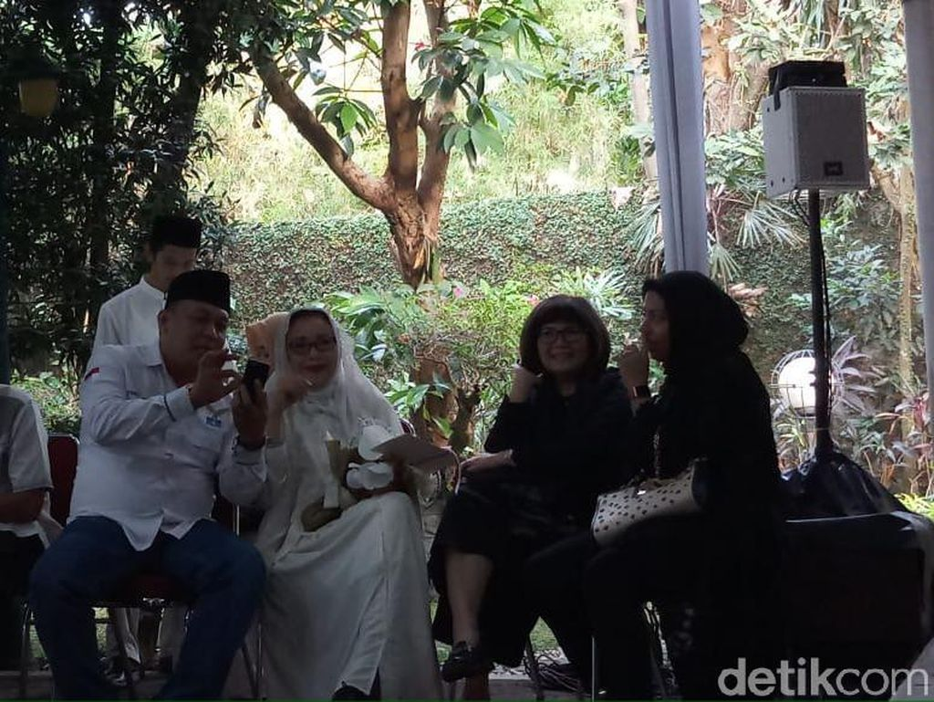 Mien Uno Kenang Pernah Tanya Kesediaan Ani Yudhoyono Jadi Presiden