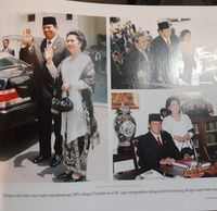 Intip Koleksi Kebaya dan Batik Bersejarah Milik Ani Yudhoyono