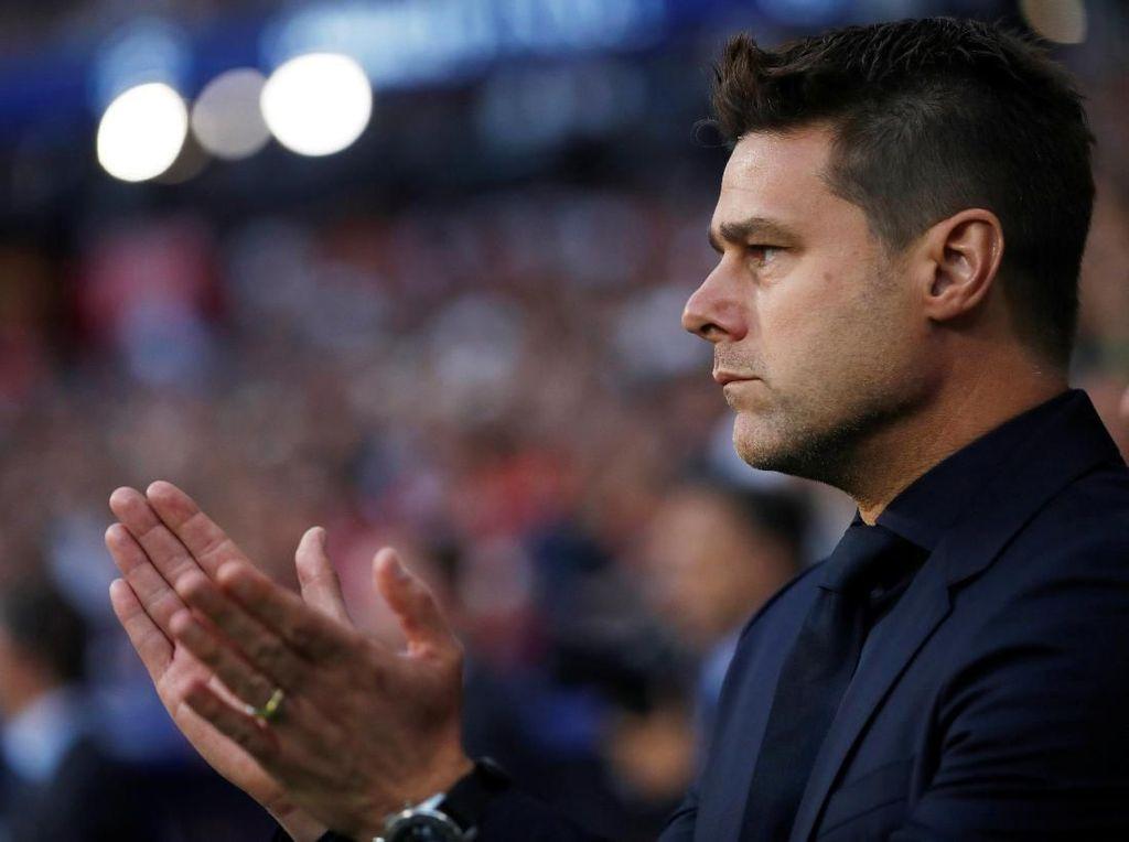 Penggawa Spurs Kasari Pemain Man United, Pochettino Minta Maaf