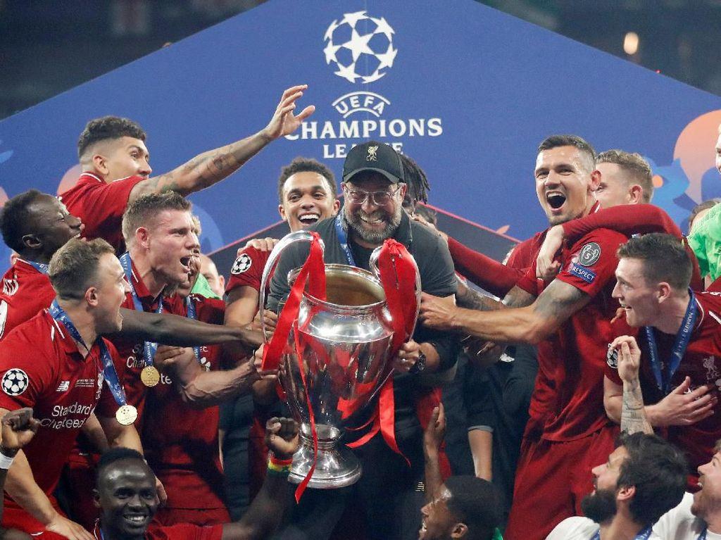 Liverpool Tak Akan Sibuk di Bursa Musim Panas