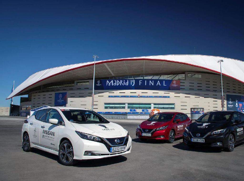 Mobil Listrik Setrum Liga Champions
