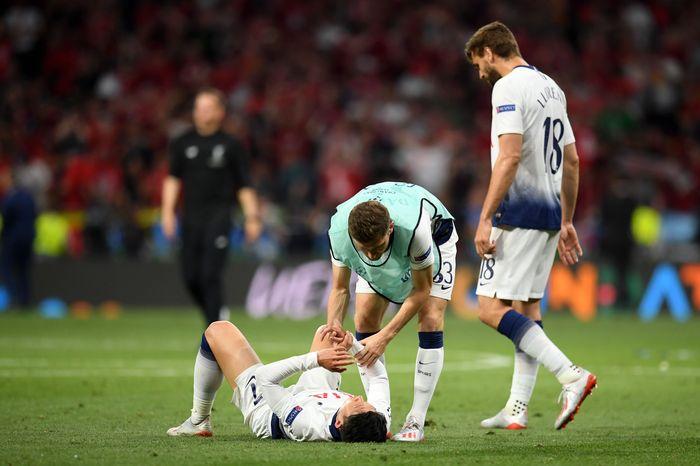 Tottenham Hotspur mengikuti kegagalan tim-tim debutan di final Liga Champions sebelumnya. (Foto: Matthias Hangst / Getty Images)
