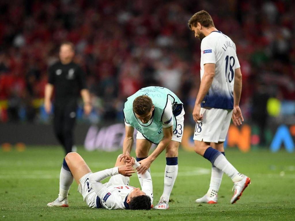 Tottenham Perpanjang Akhir Pahit Tim Debutan Final Liga Champions