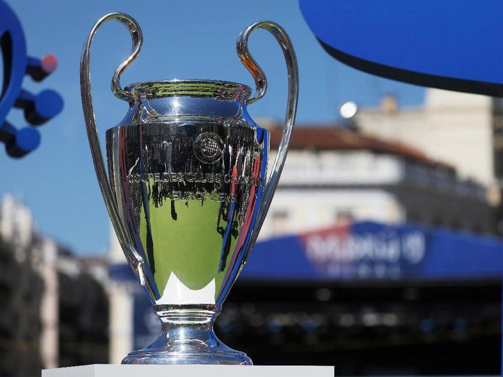 Jadwal Drawing Fase Grup Liga Champions 2019/2020