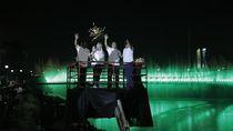 Atraksi Semarang Bridge Fountain Digelar 4 Hari Saat Lebaran