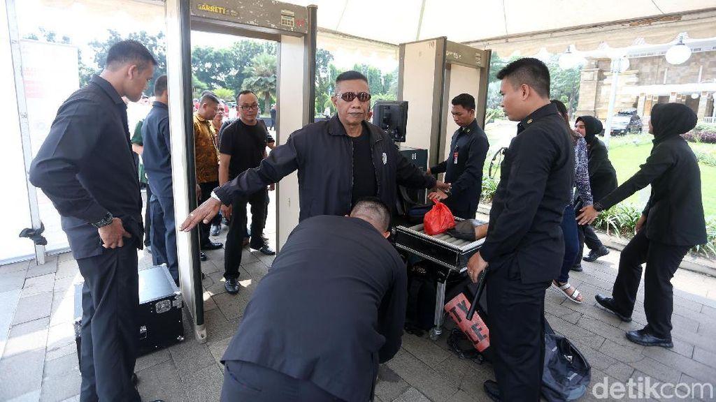 Pengamanan TMP Kalibata Diperketat Jelang Pemakaman Ani Yudhoyono