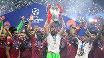 Jadi Juara Champions, Segini Gaji Pemain Liverpool