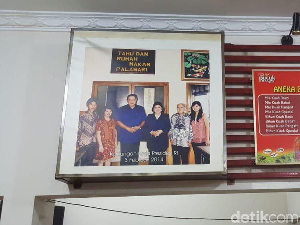 Kisah Ani Yudhoyono dan Tahu Sumedang