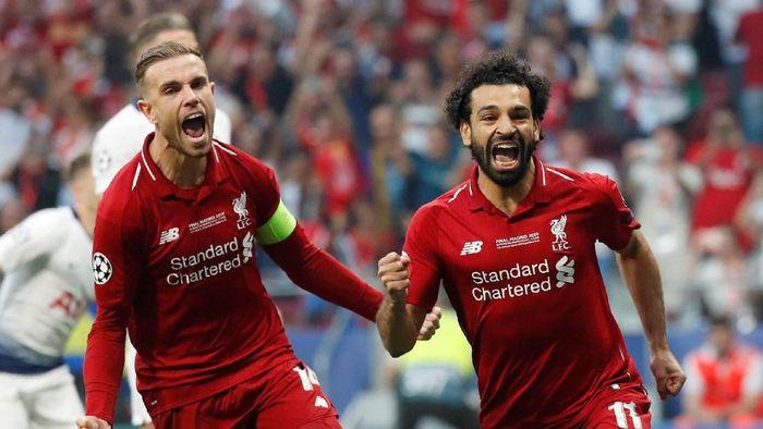 Liverpool juara Liga Champions 2018/2019 usai kalahkan Tottenham Hotspur (Susana Vera/REUTERS)